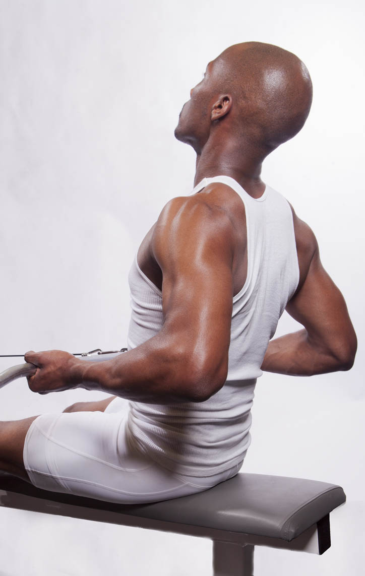 Cable Row - Seated, Underhand-Grip | BodBot