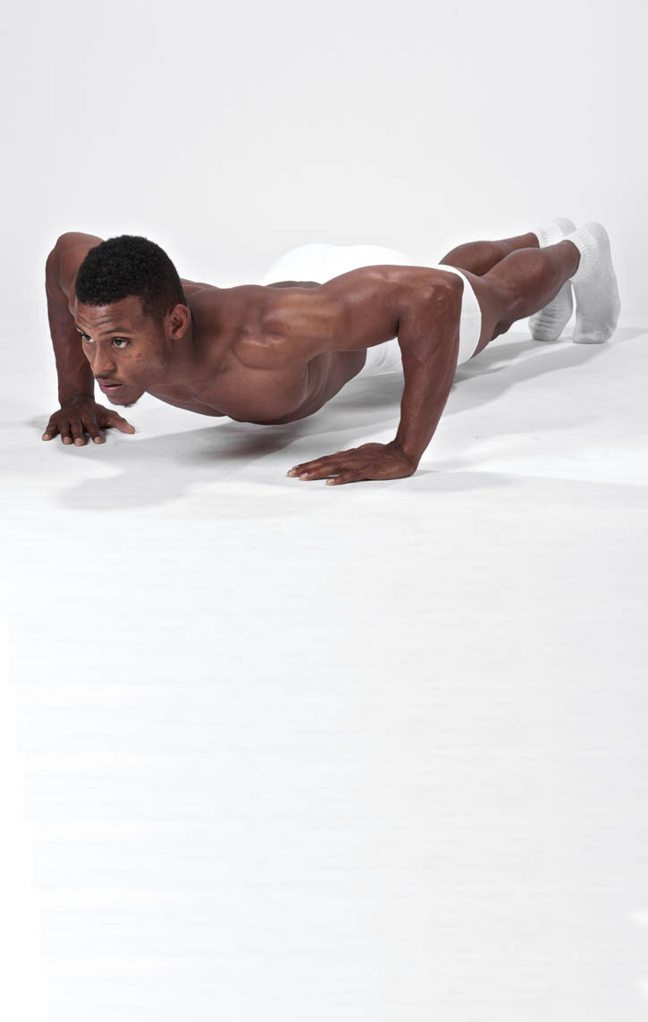 EQI Push-Up Hold