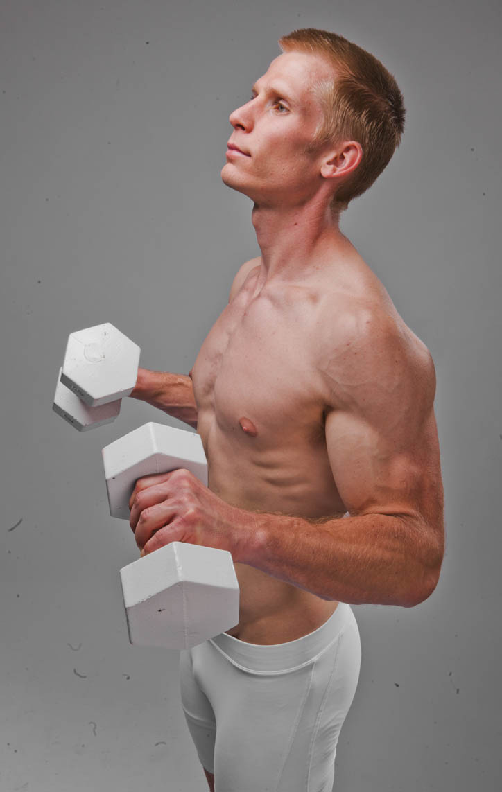 Pronated Dumbbell Curls | BodBot