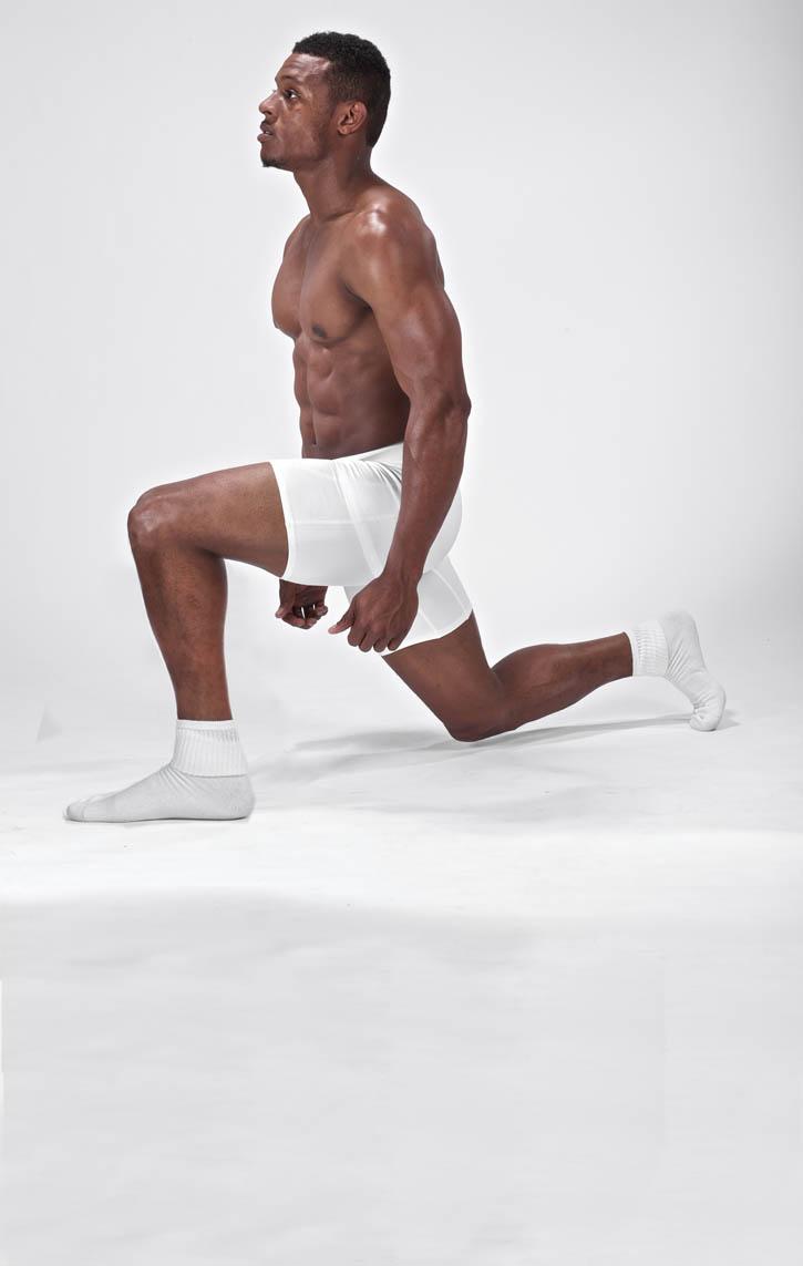 Reverse Lunge  - Bodyweight