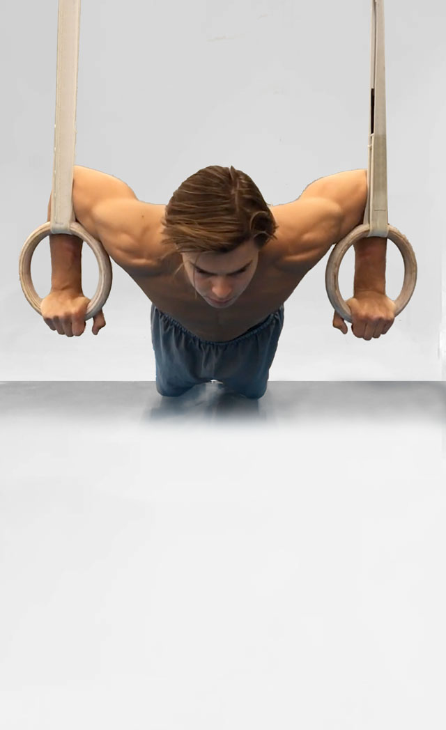 Pushups On Rings