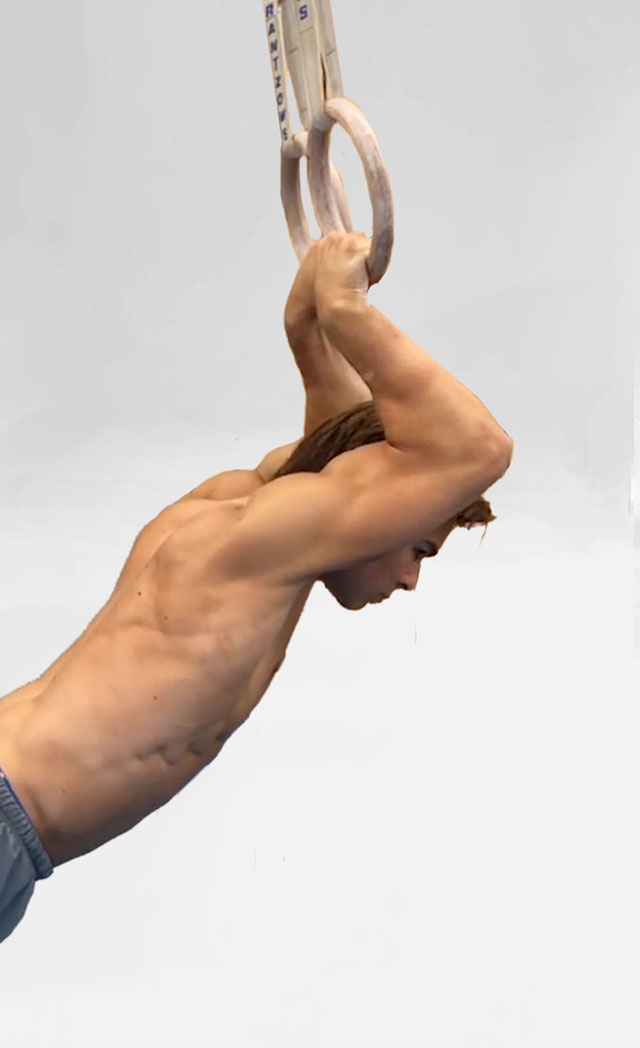 Tricep Extensions On Rings