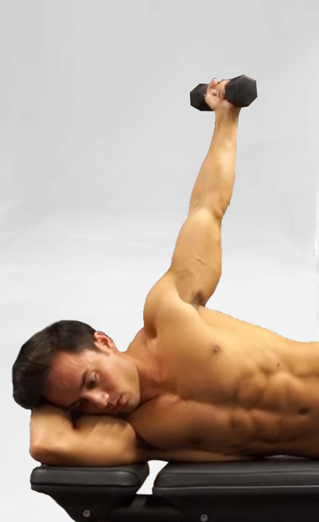 Side-lying Shoulder Horizontal Abduction