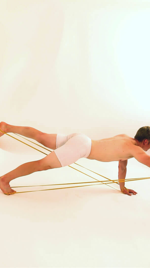 Band-Resisted 2-point Plank