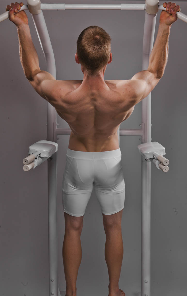 Wide Grip Underhand Cable Pulldown Chin Ups - Wide-Underhand-GripWide Grip Underhand Cable Pulldown