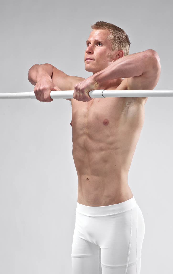 the Upright Rows - Barbell  Upright Rows